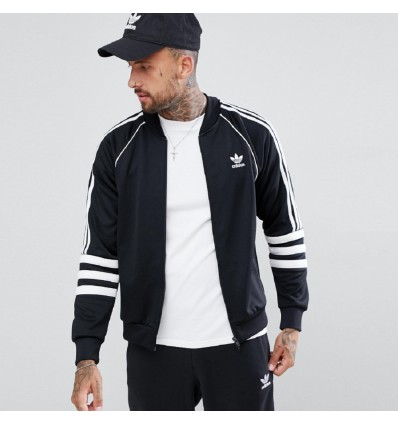 FELPA SUPERSTAR TRACK JACKET - ADIDAS