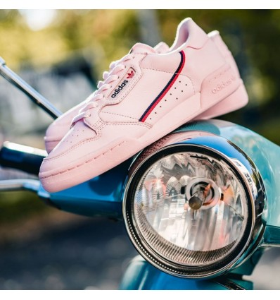 CONTINENTAL 80 CLEAR PINK - ADIDAS