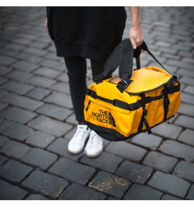 BASE CAMP DUFFEL GOLD S - THE NORTH FACE