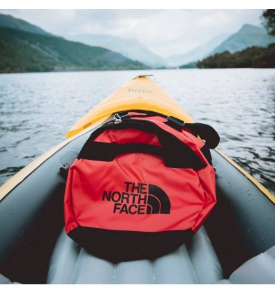 BASE CAMP DUFFEL RED S - THE NORTH FACE