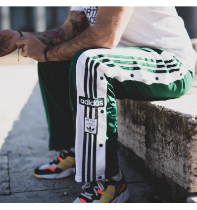 ADIBREAK PANT COLLEGIATE GREEN - ADIDAS