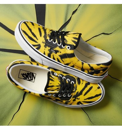 ERA TIE DYE BLAZING YELLOW - VANS