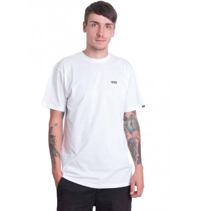 T-SHIRT LEFT LOGO - VANS