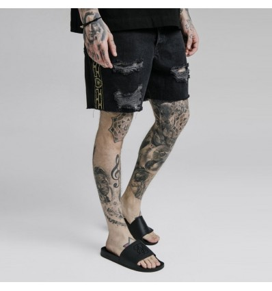BERMUDA CARTEL BLACK - SIK SILK