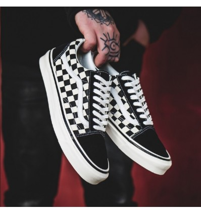 OLD SKOOL CHECKERBOARD - VANS