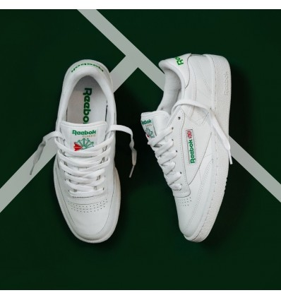CLUB C 85 INTENSE WHITE - REEBOK