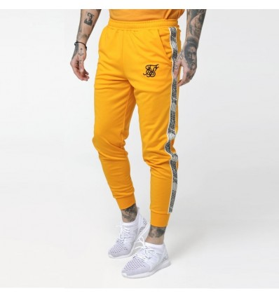 PANTALONE TUTA YELLOW - SIK SILK