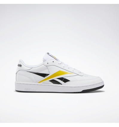 SCARPE CLUB C85 YELLOW - REEBOK