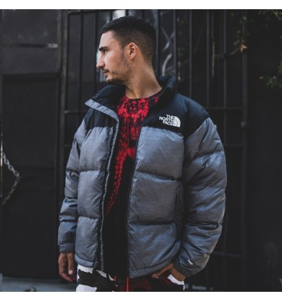 GIUBBOTTO 1996 GREY - THE NORTH FACE