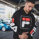 FELPA TOTAL BLACK - FILA