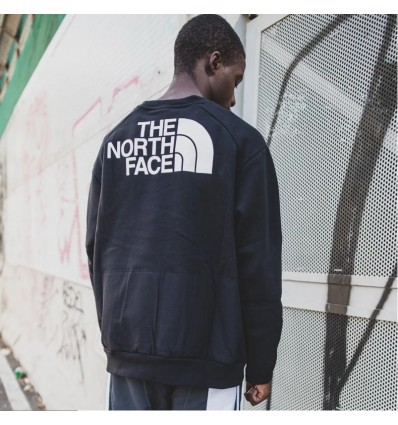 FELPA LOGO BLACK - THE NORTH FACE