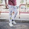 JEANS OLD SCHOOL WHITE - BERNA