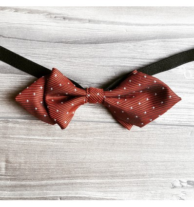 PAPILLON RED POIS