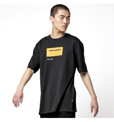 T-SHIRT OVER POCKET B&Y - DOLLY NOIRE