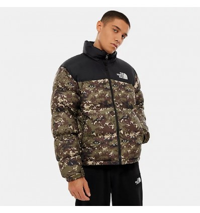 GIUBBOTTO NUPTSE 1996 CAMO - THE NORTH FACE