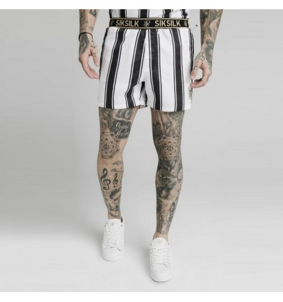 COSTUME BLACK & WHITE - SIK SILK