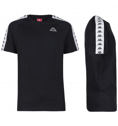 T-SHIRT COEN BLACK - KAPPA