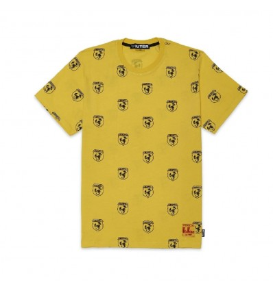 T-SHIRT ABARTH YELLOW - IUTER