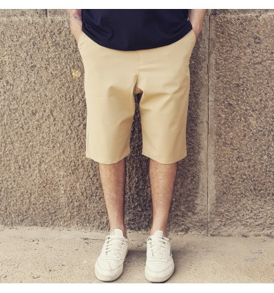 BERMUDA CHINO KHAKI - NO PERFECT
