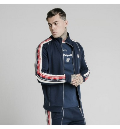 GIACCA NAVY BAND - SIKSILK