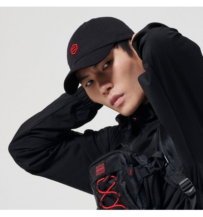 CAPPELLO DAD HAT RED LOGO - DOLLY NOIRE
