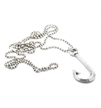 HOOK NECKLACE - DOUBLE U FRENK