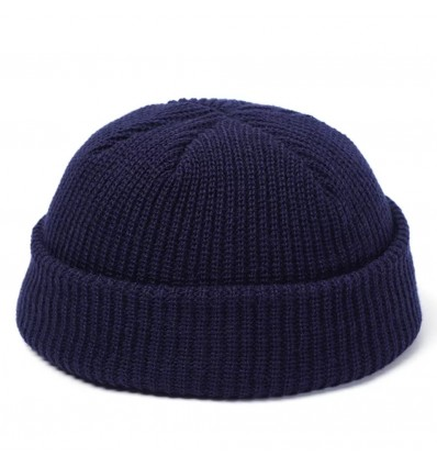 BEANIE BLUE FISHERMAN - NO PANIC