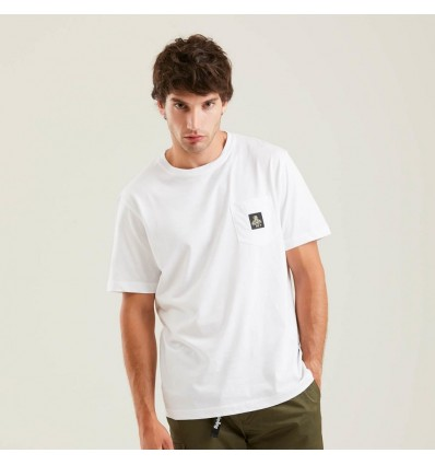 T-SHIRT PIERCE WHITE - REFRIGIWEAR