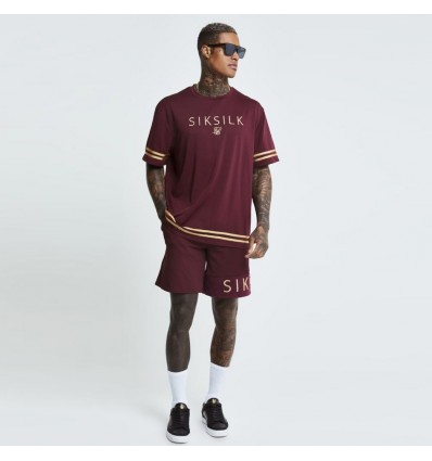 COMPLETO BURGUNDY SIGNATURE - SIKSILK