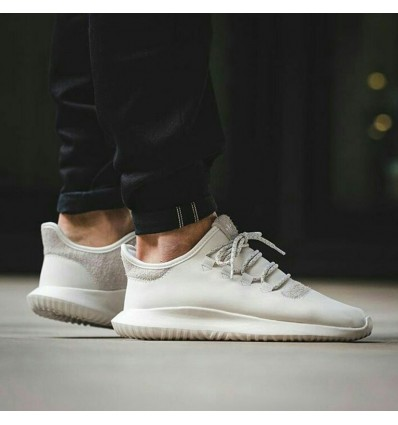 TUBULAR SHADOW CRYSTAL WHITE - ADIDAS