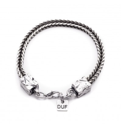IRON BRACELET - DOUBLE U FRENK