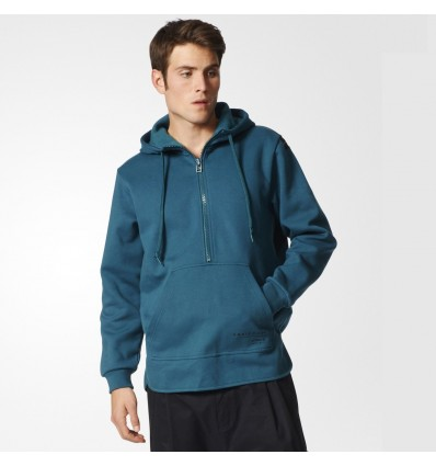 HOODIE EQT SCALLOP - ADIDAS