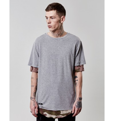 T-shirt long layer tee - CAYLER & SONS