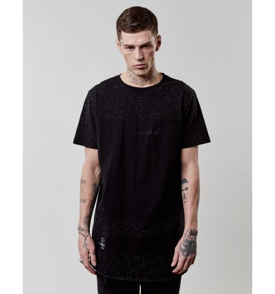 Scallop t-shirt black - CAYLER & SONS