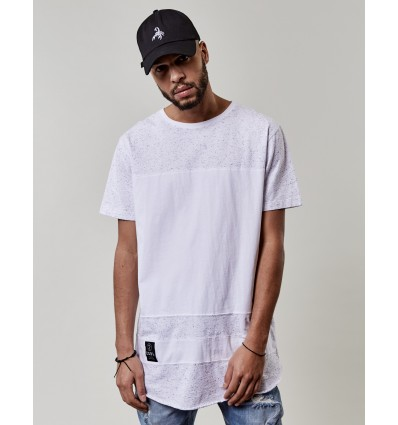 Scallop t-shirt white - CAYLER & SONS