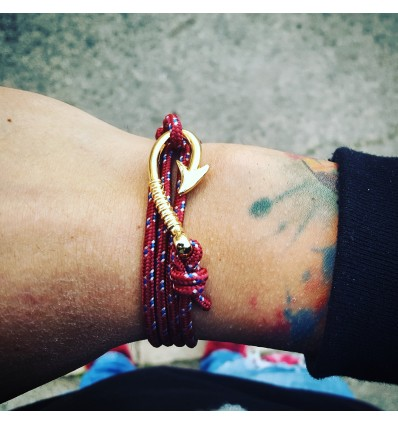 BRACCIALE RED HOOK - SUNHOLE