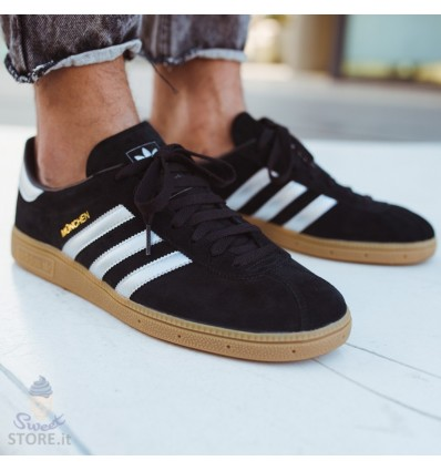 MUNCHEN CORE BLACK - ADIDAS