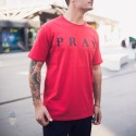T-SHIRT RED PRAY - MNML COUTURE