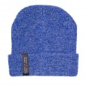 BEANIE HEATER ROYAL - DOUBLE U FRENK