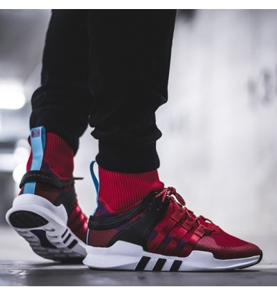 EQT SUPPORT ADV WINTER RED -ADIDAS