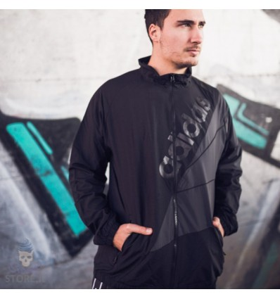 TRACK JACKET TRIBE WINDBREAKER - ADIDAS