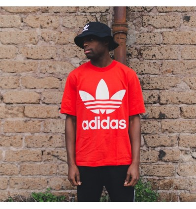 T-SHIRT OVER RED - ADIDAS