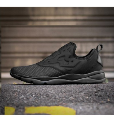 FURYLITE SLIPON BLACK - REEBOK