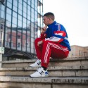 TRACK PANT RED - ADIDAS