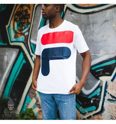 T-SHIRT CARTER WHITE - FILA