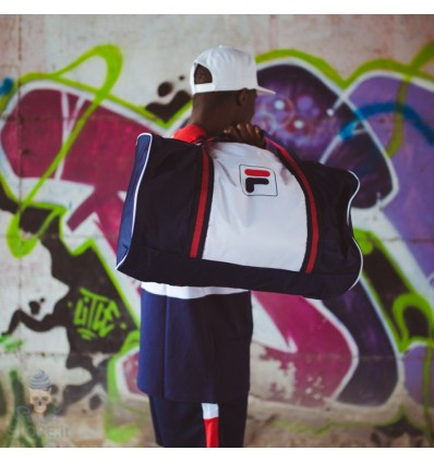 BORSONE RETRO NYLON BLOCK - FILA