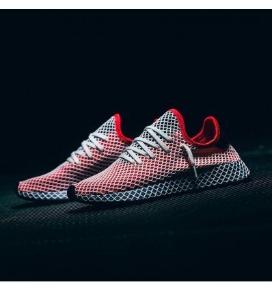 Deerupt Runner Solar Red- Adidas