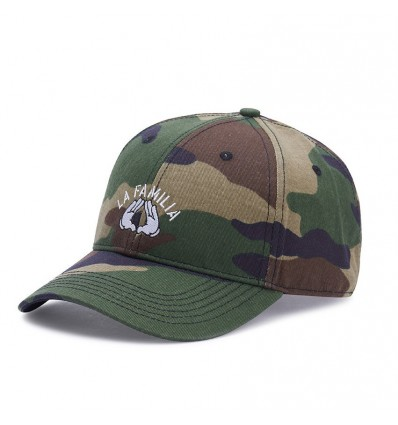 Cappellino camo curved - Cayler & Sons