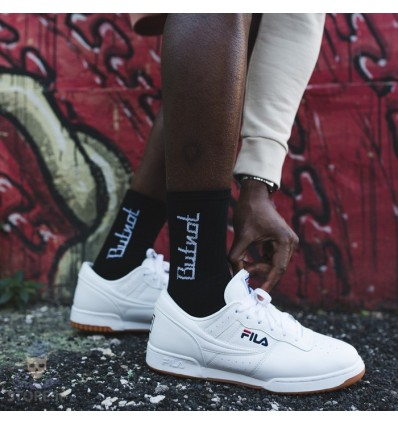 Scarpe Heritage Original Fitness low white - FILA