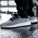 DEERUPT RUNNER CORE BLACK - ADIDAS